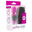 Мини вибромассажер PalmPower Pocket, 9 х 2,5 см